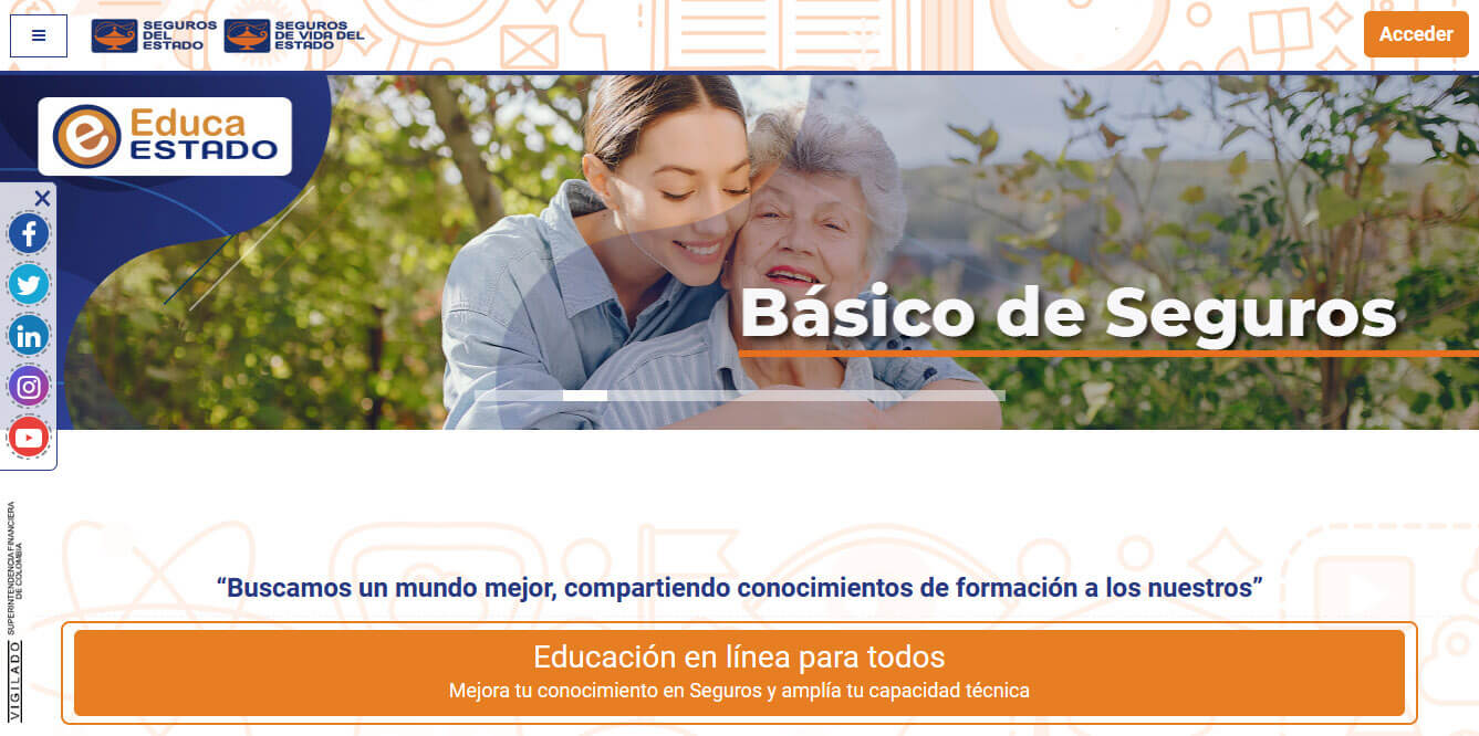 Plataforma E-learning en colombia 2020 3